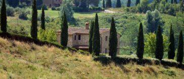 In de herfstvakantie naar Toscane
