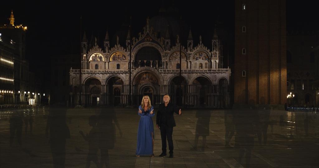 Petra Berger - Notte a Venezia