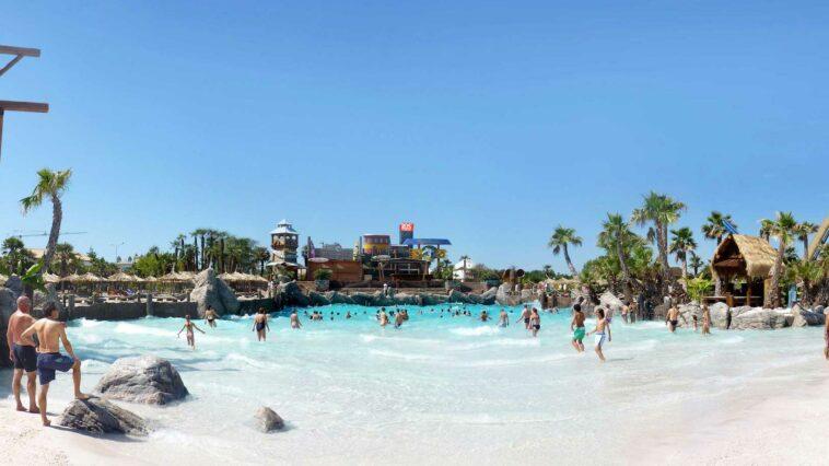Waterpark Caribe Bay Jesolo Italië