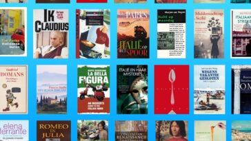 beste boeken over italie
