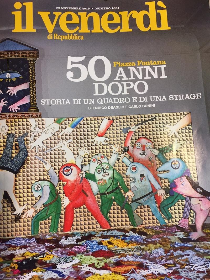 Piazza Fontana 50 jaar later