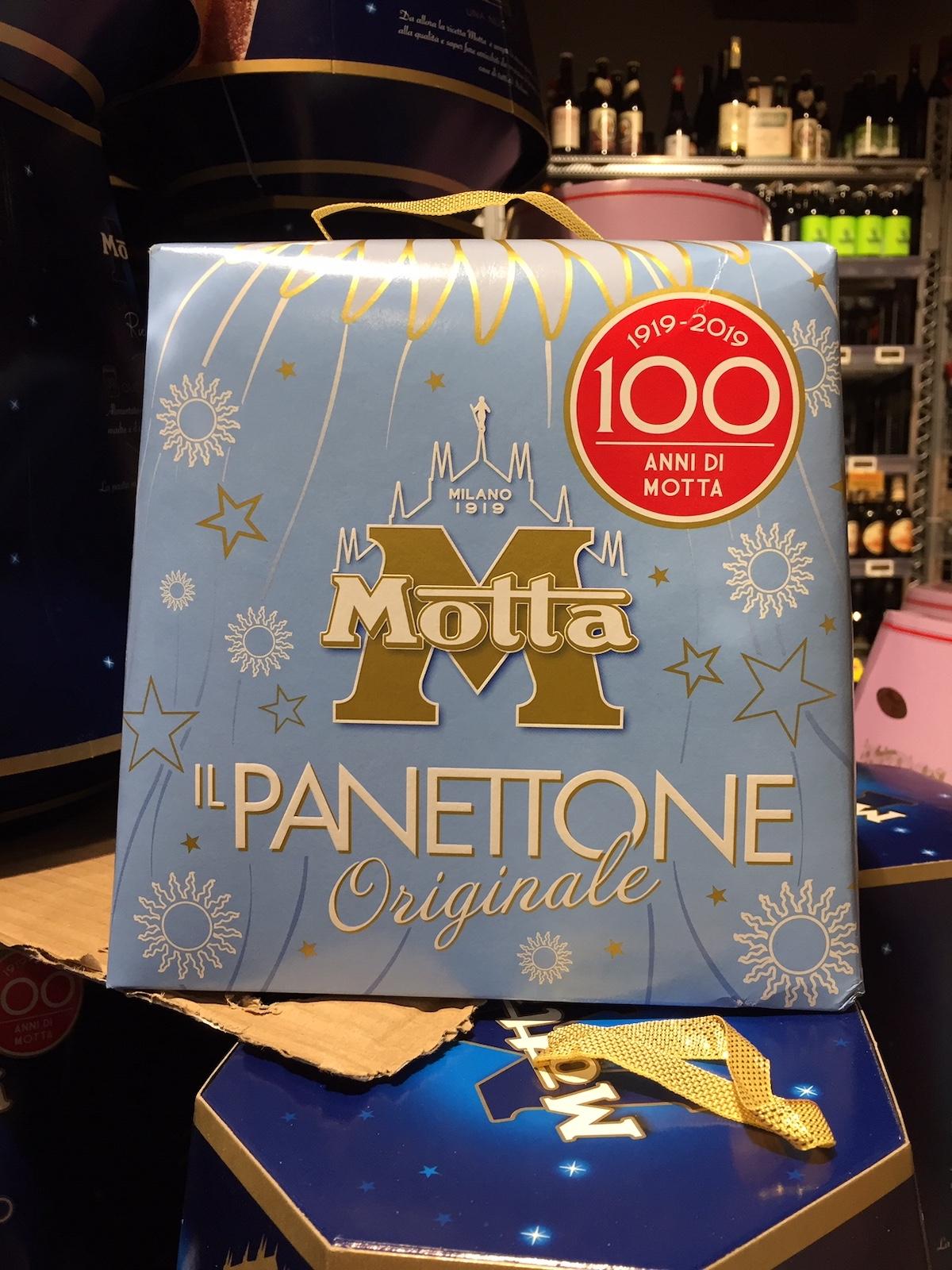 Panettone van Motta