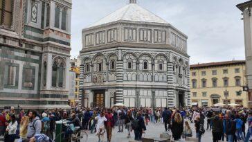 Baptisterium Florence