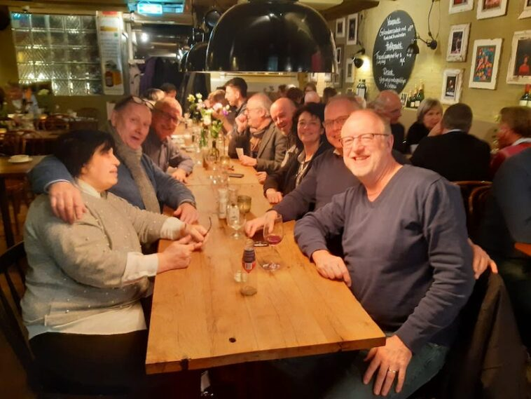 Italianen in Nederland - gezellig