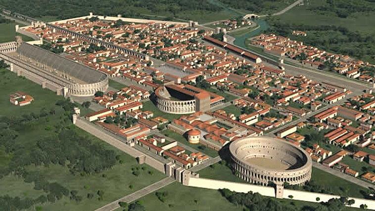 Aquileia in de Romeinse tijd