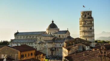 Italië in april