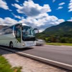 Met de bus naar Italië