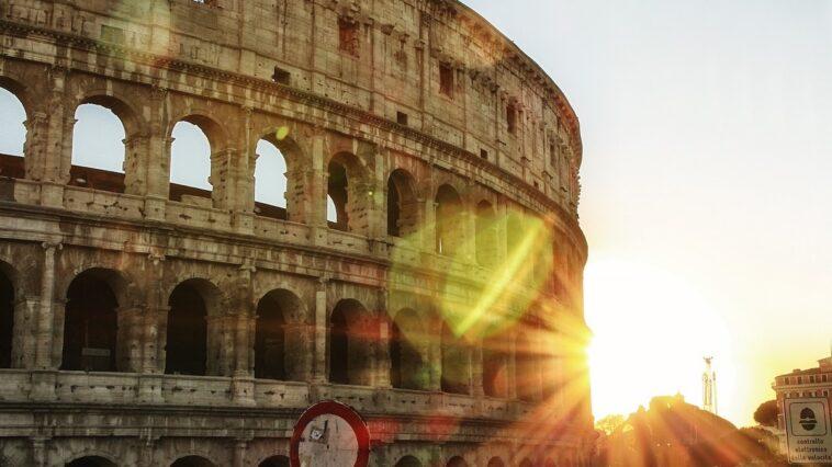 Pak de septemberzon in Italië