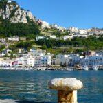 Marina Grande op Capri