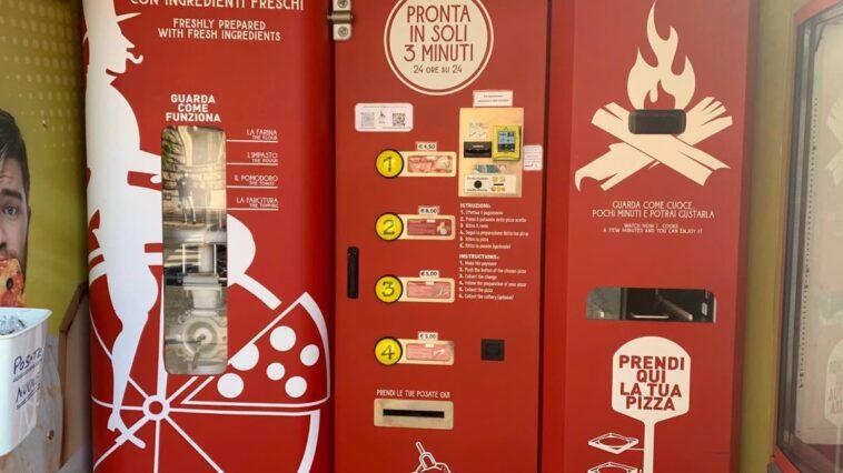 pizza-automaat