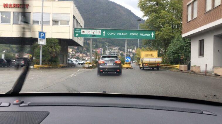 Grens Zwitserland-Italië