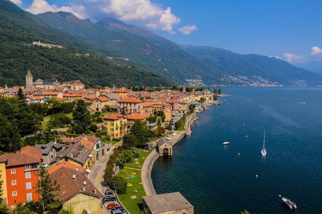 Lago Maggiore, een van de mooiste plekken in Piëmont