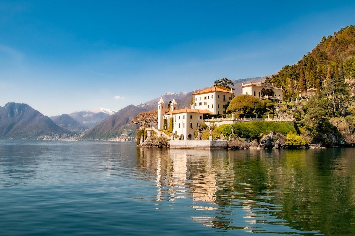 Villa Balbianello Comomeer