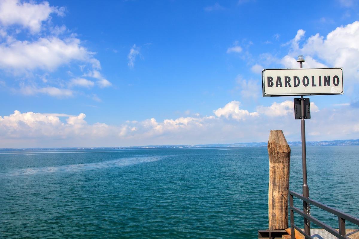 Bardolino aan het Gardameer