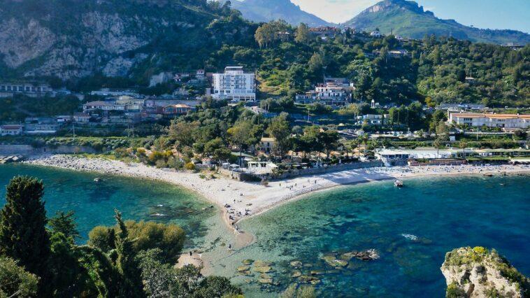 Isola Bella bij Toarmina